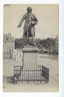 CPA 75 Paris Statue De Jean Jacques Rousseau - District 05