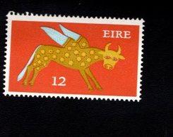 758909852 1974 SCOTT 302A POSTFRIS  MINT NEVER HINGED EINWANDFREI  (XX)  TYPE OF 1968 - WINGED OX - 1949-... République D'Irlande