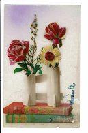 CPA- Carte Postale Belgique -Fleurs Dans Des Vases-1927  VM2657 - Fleurs