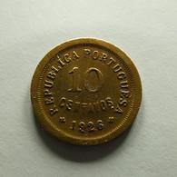 Portugal 10 Centavos 1926 Varnished - Portugal