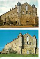 2 Cartes / 85 JARD SUR MER / L'Abbaye De Lieu-Dieu - Sonstige Gemeinden