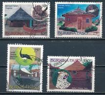 °°° BURKINA FASO - Y&T N°1343/46 - 2008 °°° - Burkina Faso (1984-...)