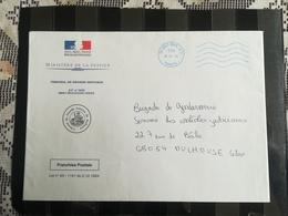 EMA Tgi Mulhouse - Postmark Collection (Covers)