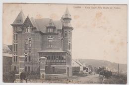 Lustin Villa Laure Et La Route De Namur - Profondeville
