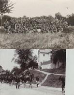Lot De 12 Cartes Photos Thème Militaria - Militaires - Soldats - Autres