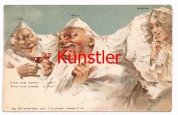 367 Jungfrau Mönch Eiger Berggesicht Variante Künstlerkarte - Other Illustrators
