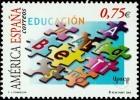 ESPAÑA 2002 - AMERICA UPAEP  - Edifil  Nº 3933 - Yvert Nº 3501 - Correo Postal