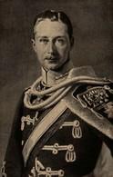Wilhelm, Deutscher Kronprinz Nach Eine Gemälde Von Max Fleck - Personajes