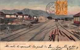 China - Railway Station Lan-Chow - Publ. C.H. 476. - China