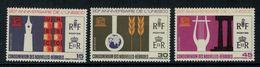Nouvelles Hébrides // 1960-1980 // 1966 // 20ème Anniversaire De L'UNESCO Timbres Neufs** MNH No. Y&T 249-251 - Neufs