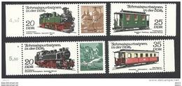 DDR, 1980, Michel-Nr. 2562-2565, **postfrisch - [6] République Démocratique