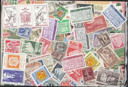 Andorra - French Post Andorra French Stamps-300 Different Stamps - French Andorra