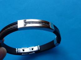 JOLIE  BRACELET  MIXTE  NEUF  (  15  PHOTOS  ) - Bracelets
