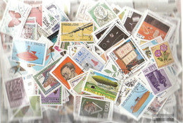 Africa Stamps-4.000 Different Stamps - Stamps