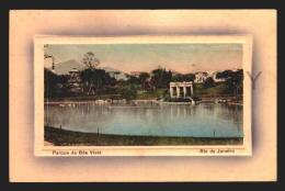RIO DE JANEIRO MAISON CHIC EDITION BRAZIL CARTAO POSTAL Vintage Original Ca1900 POSTCARD CPA AK (W4_2616) - Rio De Janeiro
