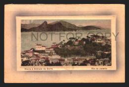 RIO DE JANEIRO MAISON CHIC EDITION BRAZIL CARTAO POSTAL Vintage Original Ca1900 POSTCARD CPA AK (W4_2615) - Rio De Janeiro