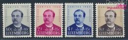 Luxemburg 474-477 (kompl.Ausg.) Postfrisch 1950 Caritas (8641381 - Ungebraucht