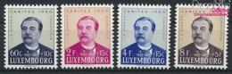 Luxemburg 474-477 (kompl.Ausg.) Postfrisch 1950 Caritas (9256431 - Ungebraucht