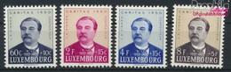 Luxemburg 474-477 (kompl.Ausg.) Postfrisch 1950 Caritas (9256433 - Ungebraucht