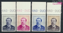 Luxemburg 474-477 (kompl.Ausg.) Postfrisch 1950 Caritas (9256435 - Ungebraucht