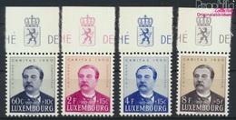 Luxemburg 474-477 (kompl.Ausg.) Postfrisch 1950 Caritas (9256436 - Ungebraucht