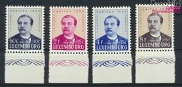 Luxemburg 474-477 (kompl.Ausg.) Postfrisch 1950 Caritas (9256439 - Ungebraucht