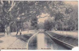 Brazil Rio De Janeiro Quinta Da Boa Vista (trecho) Cartao Postal ( Ribeiro ) Vintage Original Postcard Cpa Ak (W_924) - Rio De Janeiro