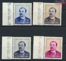 Luxemburg 474-477 (kompl.Ausg.) Postfrisch 1950 Caritas (9256442 - Ungebraucht