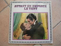 """33 Tours - Du Film """" AUTANT EN EMPORTE LE VENT """" ( CLARK GABLE / VIVIAN LEIGH ) - Filmmusik"""