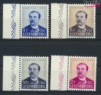 Luxemburg 474-477 (kompl.Ausg.) Postfrisch 1950 Caritas (9256443 - Luxemburg