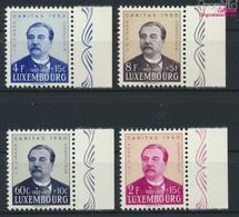 Luxemburg 474-477 (kompl.Ausg.) Postfrisch 1950 Caritas (9256445 - Luxemburg
