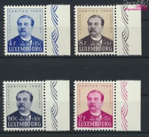 Luxemburg 474-477 (kompl.Ausg.) Postfrisch 1950 Caritas (9256446 - Ungebraucht