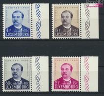 Luxemburg 474-477 (kompl.Ausg.) Postfrisch 1950 Caritas (9256446 - Luxemburg