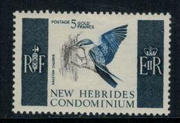 New Hebrides // 1960-1980 // 1967 // Série Courante Timbre Neuf** MNH No. Y&T 256 - Neufs