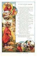 Conte Le Loup Devenu Berger... - Publicité Le Pneu Bergougnan - Cuentos, Fabulas Y Leyendas