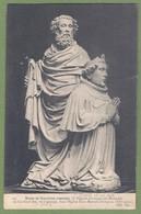 CPA - MUSÉE DE LA SCULPTURE COMPARÉE - FIGURINES DU MAUSOLÉE DU CARDINAL DE LAGRANGE - ÉGLISE AVIGNON - N° 215 - Sculptures