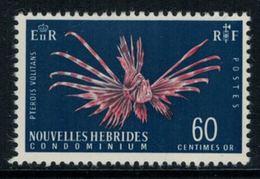 Nouvelles Hébrides // 1960-1980 // 1967 // Série Courante Timbre Neuf** MNH No. Y&T 265 - Légende Française