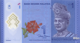 Malaisie 1 Ringgit (P51) -UNC- - Malaysia