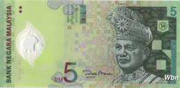 Malaisie 5 Ringgit (P47) -UNC- - Malaysia