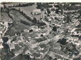 43 // BEAUZAC / CPSM GRAND FORMAT / Vue Aérienne, Le Centre, L'église Romane 122 EDIT COMBIER - Frankreich