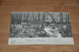 9179-     VALLEE DE LA HOEGNE, PONT DU RENARD - 1913 - Belgique