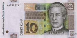Croatie 10 Kuna (P38) 2012 -UNC- - Croatia