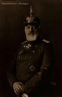 Generaloberst V. Heeringen - Personnages