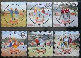 ALDERNEY 2004 MNH SOCCER-FIFA - Alderney