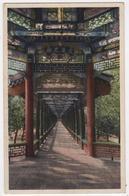 CHINA Chine Gallery Summer Palace PEKING - Chine