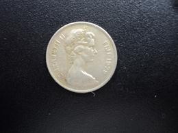 FIDJI : 5 CENTS   1979    KM 29    TTB+ * - Figi