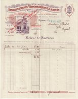 ETABLISSEMENTS VELOCIPEDIQUES L . CHAPUIS : PIERRE GUYOT . 1927 . - Sport & Turismo