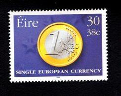 758977337 1999 SCOTT 1179 POSTFRIS  MINT NEVER HINGED EINWANDFREI  (XX) INTRODUCTION OF THE EURO - 1949-... République D'Irlande