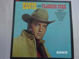 ELVIS - Sings FLAMING STAR - 1968 - Country & Folk