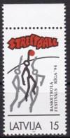 Lettland, 1994, 370, Streetball.  MNH ** - Letonia